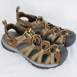 Keen Whisper Brown H2 Sandals 9.5